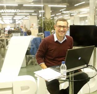 Videochat con José Luján, candidato a rector de la UMU