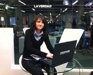 Nueva coordinadora regional de UPyD en Murcia