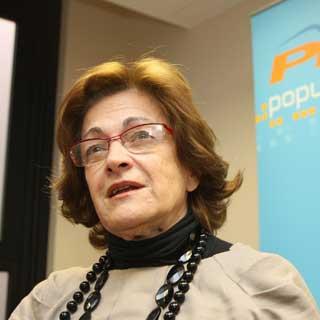 La cabeza de lista por Murcia del PP a las elecciones europeas