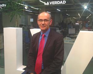Candidato a rector de la Universidad de Murcia